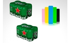 12 latas de cerveza heineken + power bank de 2600 mah - Groupon