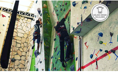 Escalada en muro con instructor para 1, 2, 4 o 6 + escalada libre - Groupon