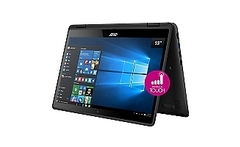 Acer Notebook Convertible 2en1 Intel Core i5 8GB Ram-128Gb SSD 13\