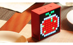 TimeBox Mini, Parlante LED, Original y Divertido ¡Altavoz inteligente! - Cuponica