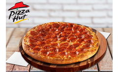 Pizza Hut: Pizza Familiar de Pepperoni - Cuponatic