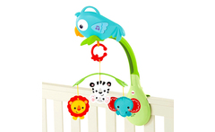 Movil musical 3 en 1 rainforest friends fisher price chr11 - Avenida
