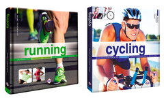 Libro running o cycling a elección - Groupon