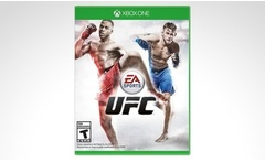 EA Sports UFC para XBox One. Incluye despacho - Groupon