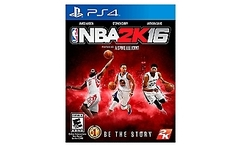 2K Games NBA 2K16 PS4 - Falabella
