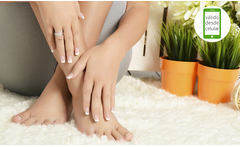 Manicure y/o pedicure permanente - Groupon