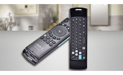 Control Remoto + Teclado Air Mouse Qwerty Mele F10 Pro - Clickon