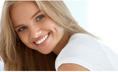 Blanqueamiento dental láser 90% - Groupon