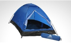 Carpa para dos Gillibrand modelo Suncamp. Incluye despacho - Groupon