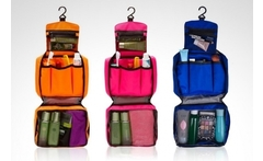 Pack de 2 necessaire travel your life multifuncional en color colores - Groupon