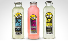 12 botellas love lemon limonada de 475 cc sabor a elección - Groupon