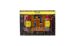 Fcuk late night for her 100 ML Set 3pcs - Linio