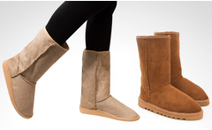 Botas Australianas Largas - Groupon