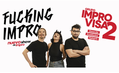 Entrada para ver Improvisa2 Fucking Impro en Teatro Roxy-Radio City - Groupon