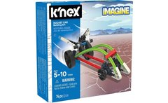 Set De Construcción Knex Rocket Car-Multicolor - Linio