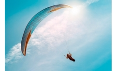 Vuelo en parapente + video hasta 38% off - Groupon