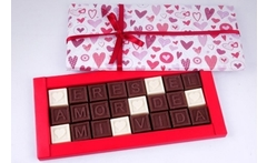 1 o 2 cajas de 24 o 32 chocolates hasta 59% off - Groupon