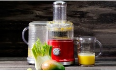 Extractor de jugo Fast Juicer marca Kitchenaid. Incluye despacho - Groupon