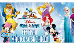¡El maravilloso Mundo de Disney On Ice! Entradas y estadía en Bs As - Clickon