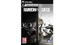 TOM CLANCY'S: RAINBOW SIX SIEGE PC UBISOFT - Compumundo