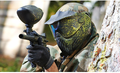 2 horas de paintball + equipo completo + 125 bolitas - Groupon