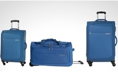 Set de 3 maletas American Tourister by Samsonite. Incluye envío - Groupon