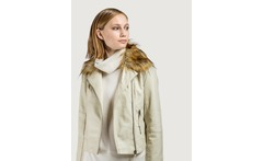 Campera kista natural - prune - Dressit