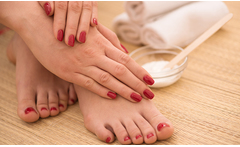 Spa de Manos y Pies + Nails Art - Groupon