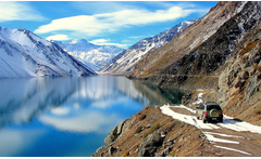 Full day cajón del maipo y embalse el yeso - Groupon