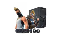 Pc Armada Gamer Amd A10 9700 Am4 Radeon R7 8gb 1tb Hdmi - Linio