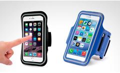 Funda brazalete de gimnasio para iPhone - Groupon