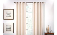 Set de 2 Cortinas Black Out Térmica con Textura - Cuponatic