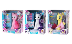 Set para peinar My Little Pony Mlp Style And Groom - Groupon