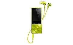 Sony Sony Reproductor Mp4 16Gb Nw-A25Hn Amarillo Limón - Falabella