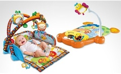Centro de actividades Grown go play center o 5 en 1 play with me Bebesit®. Incluye despacho - Groupon