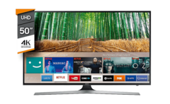 SMART TV SAMSUNG 50 4K ULTRA HD UN50MU6100 - Comparacity