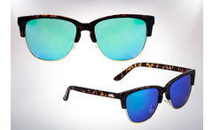 Lentes de Sol Unisex Blue Safari, Willerz - Cuponatic