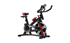 Bicicleta de spinning Fitness color negro - Groupon