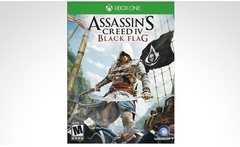 Assassin\'s Creed IV Black Flag para XBOX One. Incluye despacho - Groupon