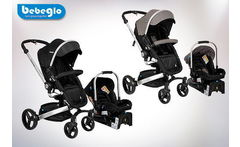 Coche Travel System Blend marca Bebeglo - Cuponatic