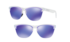 Lentes Oakley Frogskins Lite Matte Clear cod. OO9374-0363 - Groupon