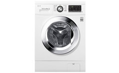 Lavarropas LG WM8514WE6 Blanco - Ribeiro