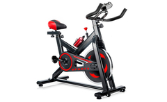 Bicicleta de spinning Go Fitness color negro - Groupon