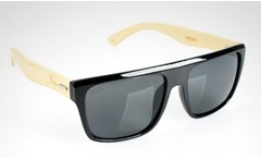 Lentes de sol marca Nerfis Native Bambú Black. Incluye despacho - Groupon