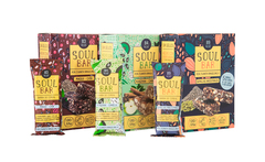 30, 60 o 90 barritas soul bar 100% natural. incluye despacho - Groupon