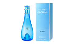 Perfume para mujer Davidoff Cool Water EDT de 100 ml - Groupon