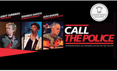 Entrada a andy summers y call the police en teatro caupolicán - Groupon