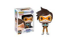 Figura Funko POP modelo Games Overwatch Tracer - Groupon