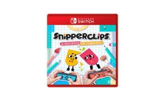 Snipperclips ¡Cut it Out Together! Nintendo Switch - Linio