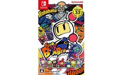 Super Bomberman Nintendo Switch - Linio
